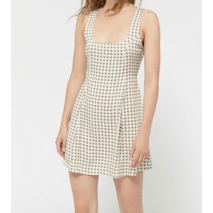 Urban outfitters back-tie dress